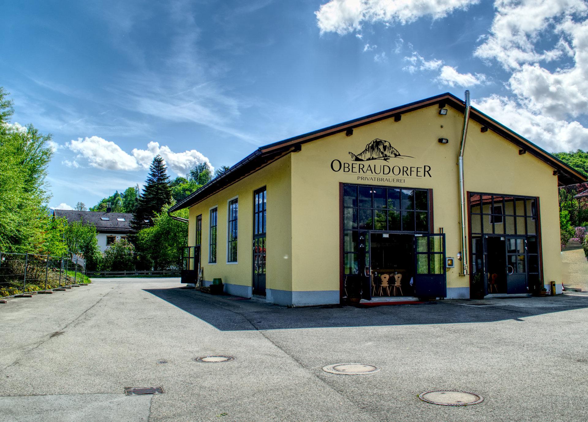 Oberaudorf Brauerei Sommer